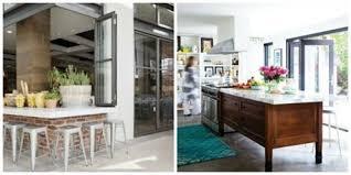 cuisine ouverte avec ilot central photo de cuisine ouverte avec ilot central 14 15 ikea hacks