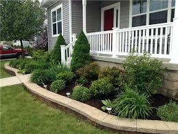 Sloped Front Yard Landscaping Ideas - landscape sloping front yard pictures landscaping sloped front
