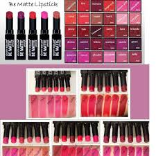 Warna Eyeshadow Wardah Yang Bagus city color be matte lipstick in one click beautyhaul