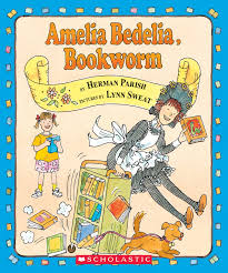 amelia bedelia bookworm by herman parish scholastic
