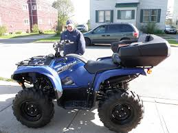 my brand new 2015 grizzly yamaha grizzly atv forum