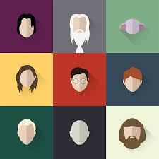 Harry Potter Designs Harry Flatter U2013 A Collection Of Harry Potter Characters On Behance