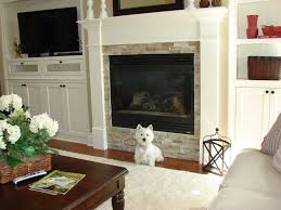 painting stone fireplace ideas home design wonderfull top to