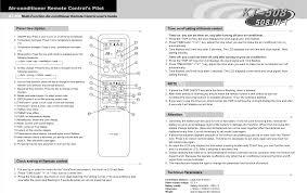 zephir kt 508 manual