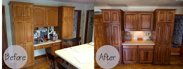 Bathroom Cabinet Refacing Before And After Home Design Inspirations - Kitchen cabinet refacing before and after photos