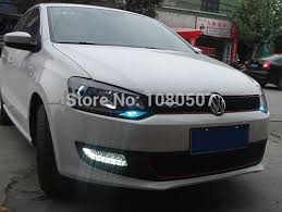 best led daytime running lights best led daytime running lights drl for volkswagen polo 2011 2013 vw