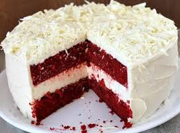 red velvet cheesecake cake recipe just a pinch recipes