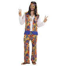 foto hippie figli dei fiori costume figlio dei fiori anni 70 carnevale hippie divertilandia
