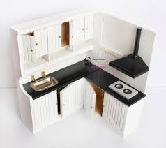 Dollhouse Kitchen Furniture Aliexpress Com Buy 7 28