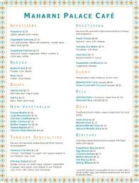 indian menu template vegetarian indian menu indian menus