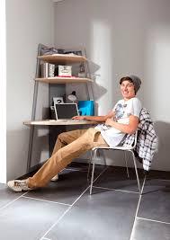 bureau enfant d angle bureau en bois contemporain pour enfant d angle relax röhr