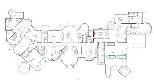 floor plan trousdale estates luxury residence 1935 carla ridge