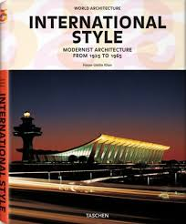 international style modernist architecture from 1925 to 1965