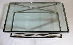 modern glass coffee table square glass coffee table base glass