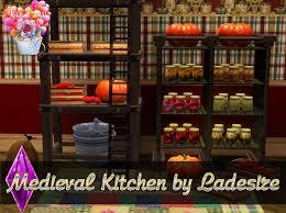 ladesire u0027s creative corner ts3 medieval kitchen by ladesire