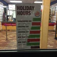 burger king hours the best burger 2017