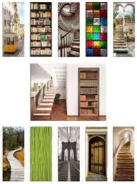 adesivi porta rivestimenti adesivi per porte interne avec cucina con decorazioni