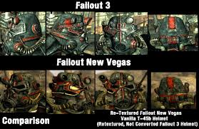 Fallout New Vegas Map Locations by Outcast Power Armor And Helmet At Fallout New Vegas Mods And