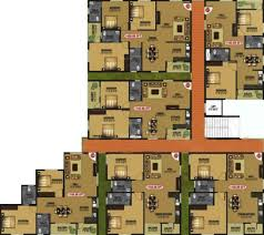 1400 sq ft 3 bhk 3t apartment for sale in nr infra developers