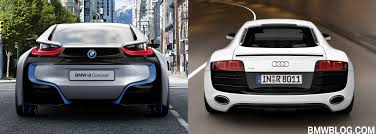 compare lexus vs audi photo comparison bmw i8 vs audi r8