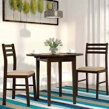 dining room tables round round kitchen dining room sets you ll love wayfair