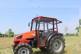 cabine per trattori usate usato cabina per trattore same solaris in vendita bergamo