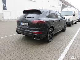 2017 porsche cayenne turbo s porsche 958 cayenne turbo s mkii 21 march 2017 autogespot