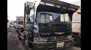 do you know about hino dump truck youtube