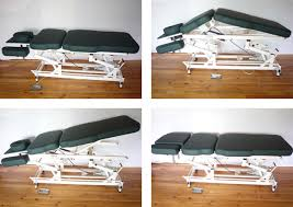 hydraulic massage table for sale levertec hydraulic electric therapy tables