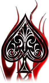 best 25 queen of spades tattoo ideas on pinterest tatouage roi