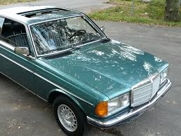 mercedes w123 coupe for sale 1984 mercedes 230ce german cars for sale