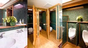 wedding porta potty 20 foot presidential series luxury mobile restroom trailer