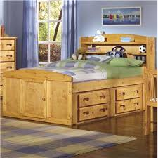 twin captains bed with bookcase headboard captains beds baton rouge and lafayette louisiana captains beds