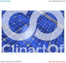 solar panels clipart clipart illustration of a closeup of blue solar panels generating