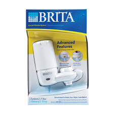 Kitchen Faucet Filter by Brita On Tap Filter System 42201 Water Filtration Ace Hardware