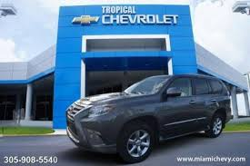 lexus miami used cars used lexus gx 460 for sale in miami fl edmunds