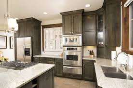 how to get smoke stains cabinets paint or stain kitchen cabinets pros cons designing idea