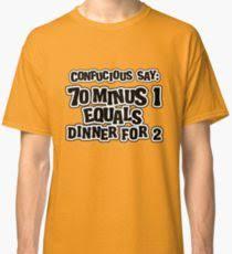 Confucius Meme - confucius meme men s t shirts redbubble