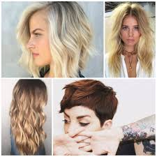 cute hairstyles for thin haircuts try for 2017