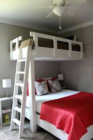 Three Tier Bunk Bed Bunk Beds Three Tier Bunk Bed Plans Right Facing 1
