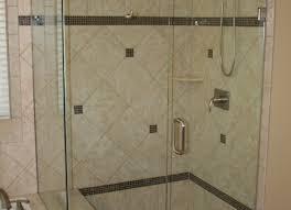 shower gorgeous ideas for bathroom glass shower door stunning