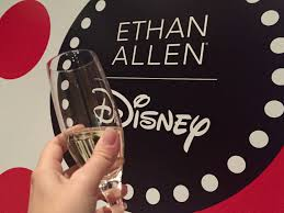 d23 ethan allen launch brand new disney home decor collection at