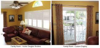 Window Treatment Showcaseportfolio For Residential Window - Family room window treatments
