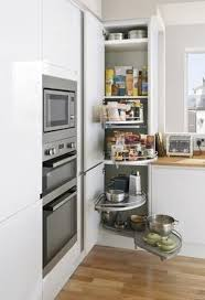 Extra Tall Kitchen Cabinets Extra Tall Corner Larder Tower Unit With Full Extension Corner
