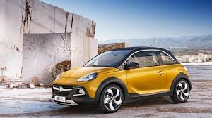 opel christmas opel adam rocks shows rugged styling in geneva