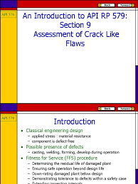 api 579 pdf fracture fracture mechanics