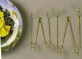 plate platter hangers bowl hangers cup hangers saucer hangers