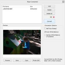 converter raw photoscape cool effects frames for photos free freemake
