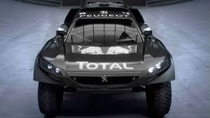 peugeot 2008 interior 2015 peugeot 2008 dkr16 car body design