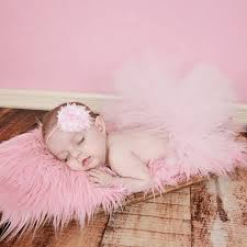 infant photo props design costume newborn baby photography props peacock
